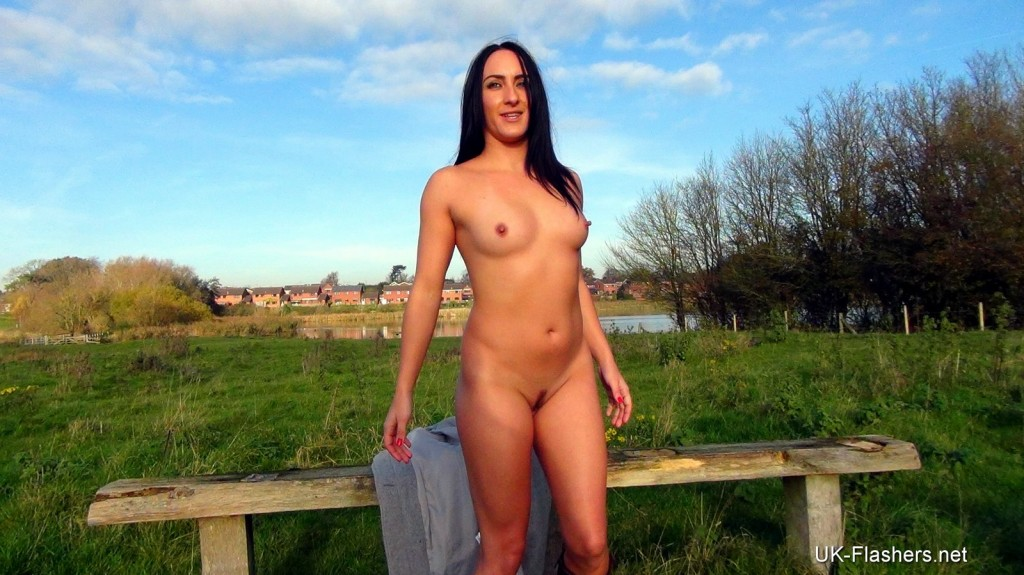 Chloe Lovette Public Nudity